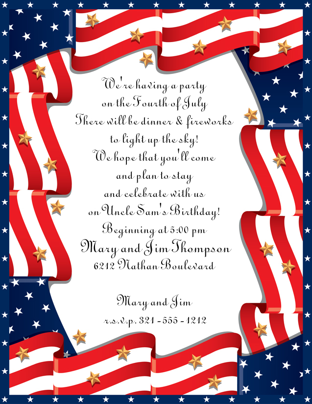 patriotic letterhead usa papers desktop stationery sheets from
