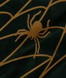 HALLOWEEN SPIDER DESIGN BANQUET ROLLS